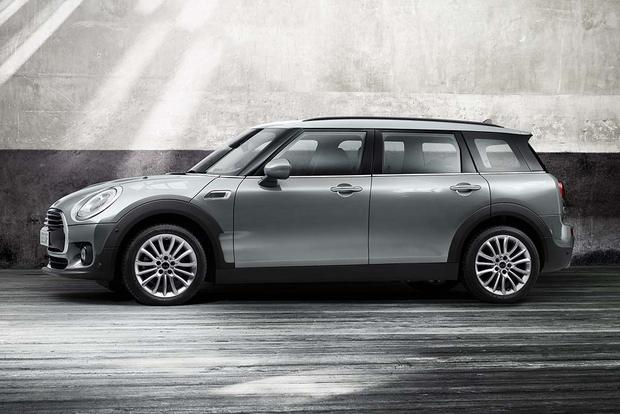 2013 Mini JCW Countryman: OEM featured image large thumb24
