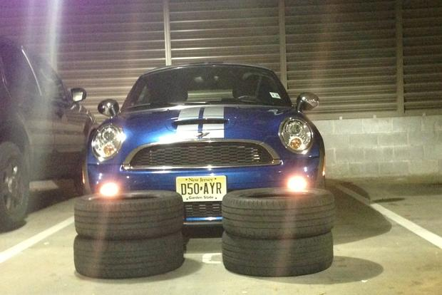 2012 MINI JCW Coupe: Hungry for Tires featured image large thumb6