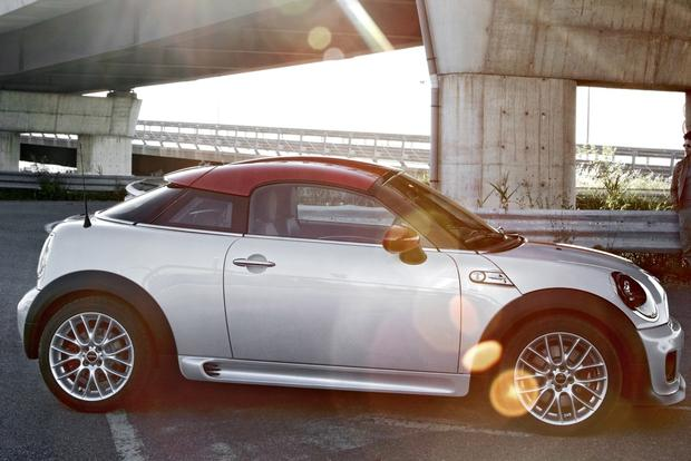 2014 Mini Cooper Coupe: New Car Review featured image large thumb1