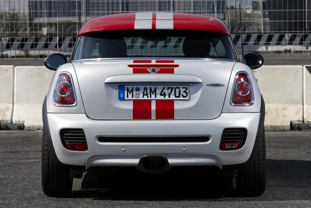 2014 Mini Cooper Coupe: New Car Review featured image large thumb3