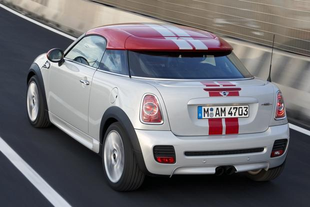 2013 Mini Coupe New Car Review Autotrader