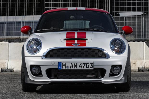 2014 Mini Cooper Coupe: New Car Review featured image large thumb6