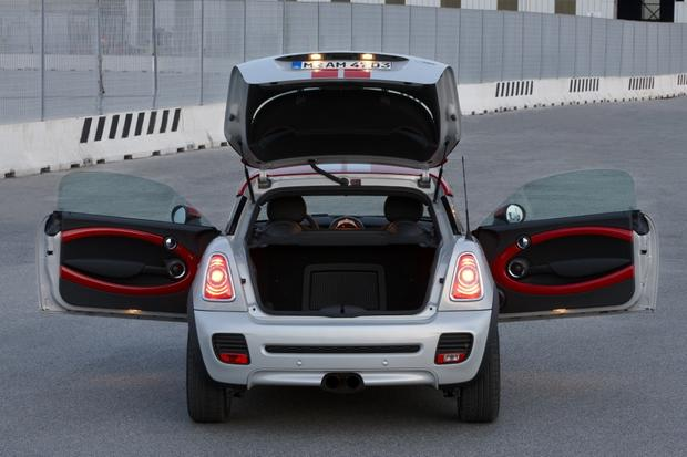 2014 Mini Cooper Coupe: New Car Review featured image large thumb8