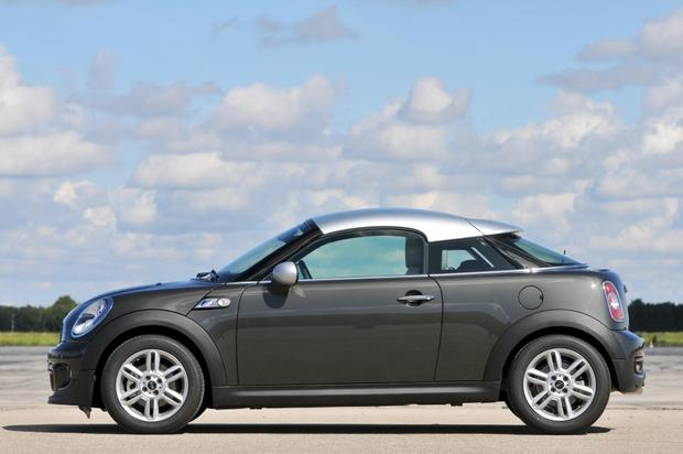 2015 MINI Cooper Coupe: New Car Review