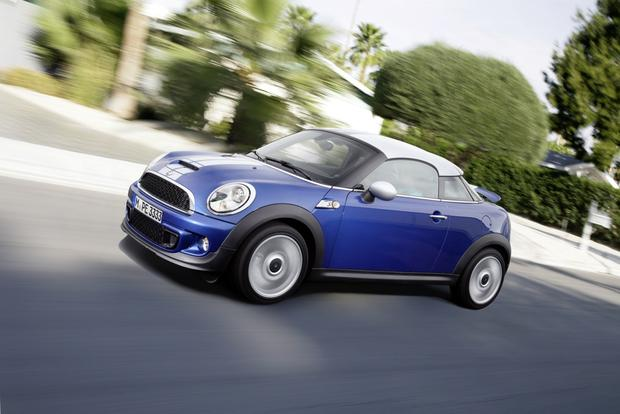 2015 Mini Cooper Coupe: New Car Review featured image large thumb3