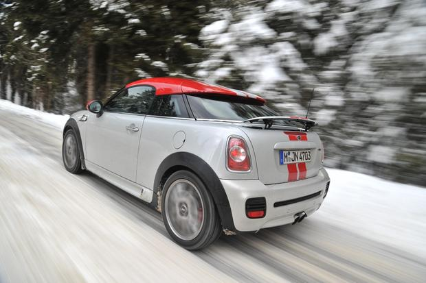 2015 Mini Cooper Coupe: New Car Review featured image large thumb6