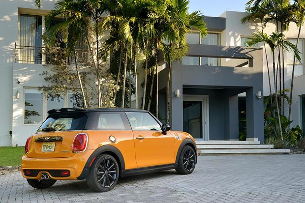 2016 Mini Cooper Hardtop: New Car Review featured image large thumb4