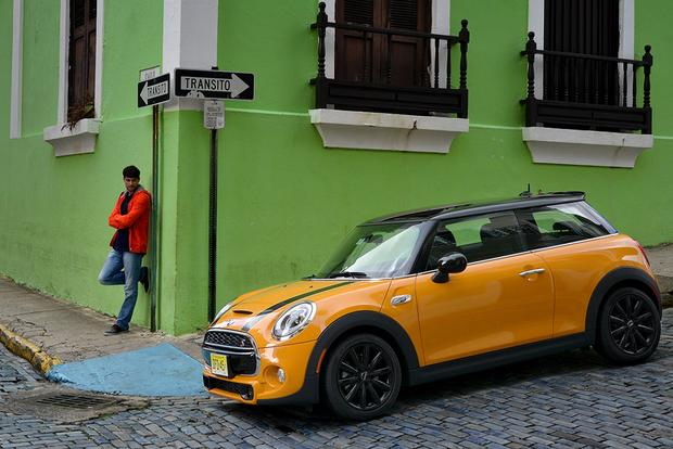 2017 Mini Cooper New Car Review Autotrader