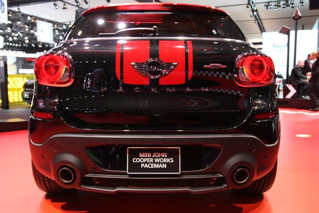 2013 Mini JCW Paceman: Detroit Auto Show featured image large thumb5