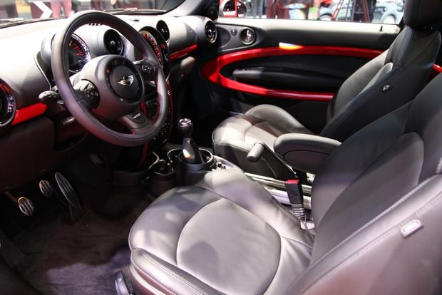 2013 Mini JCW Paceman: Detroit Auto Show featured image large thumb7