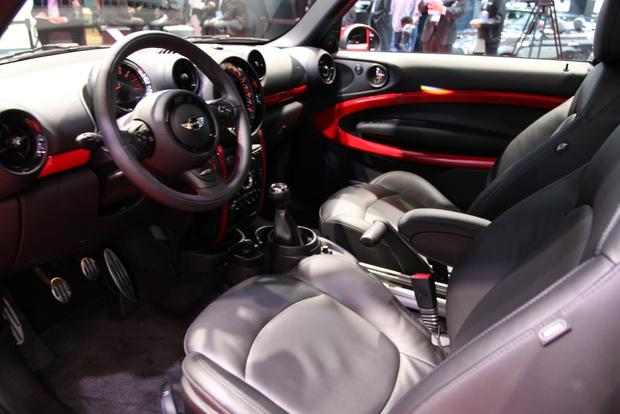 2013 Mini JCW Paceman: Detroit Auto Show featured image large thumb8
