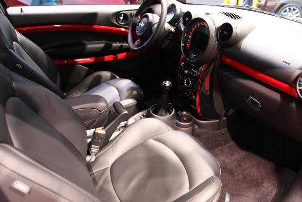 2013 Mini JCW Paceman: Detroit Auto Show featured image large thumb9