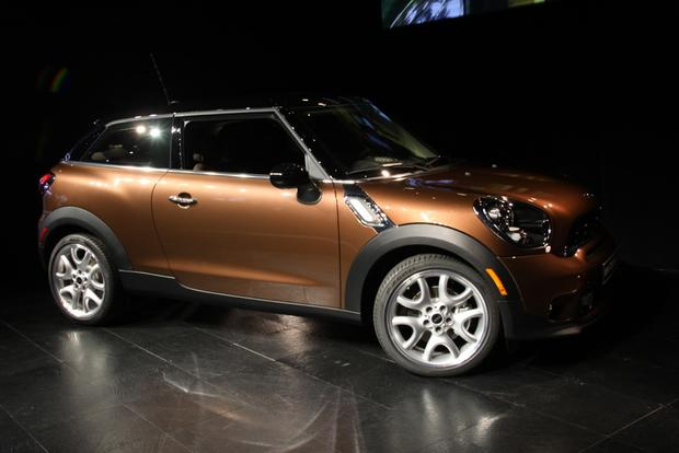 2013 MINI Paceman:LA Auto Show featured image large thumb0