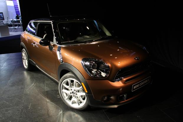 2013 MINI Paceman:LA Auto Show featured image large thumb1