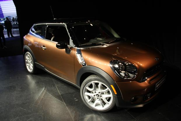 2013 MINI Paceman:LA Auto Show featured image large thumb2