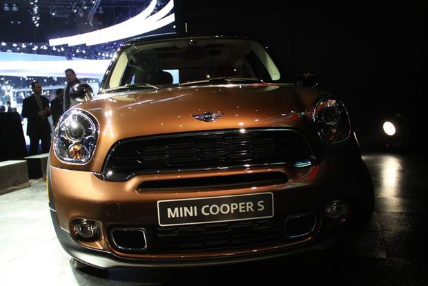 2013 MINI Paceman:LA Auto Show featured image large thumb3