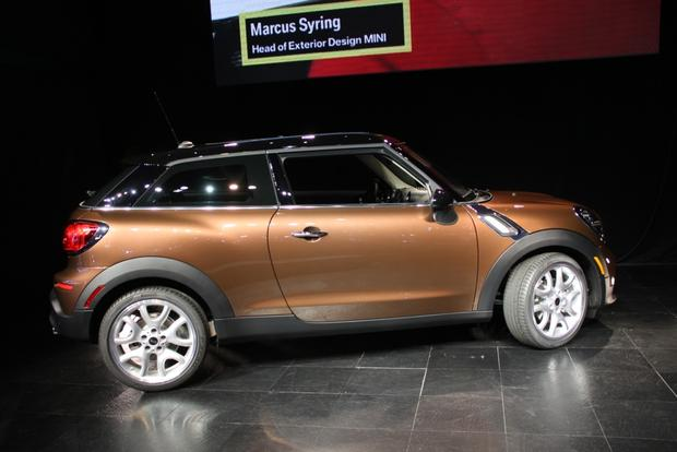 2013 MINI Paceman:LA Auto Show featured image large thumb5
