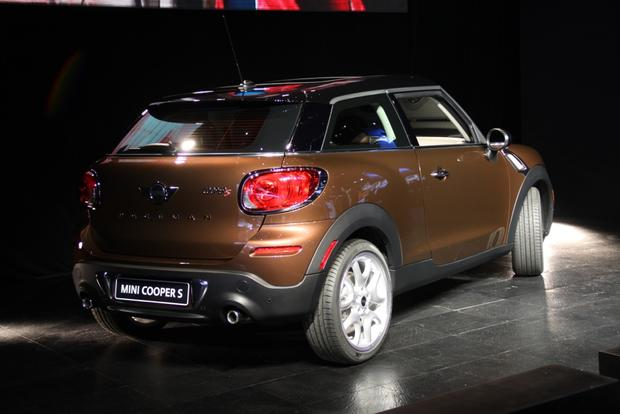 2013 MINI Paceman:LA Auto Show featured image large thumb6