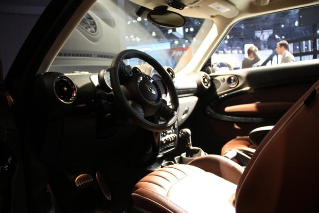 2013 MINI Paceman:LA Auto Show featured image large thumb8