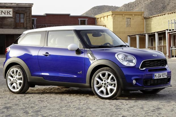2013 Mini Paceman: First Drive Review featured image large thumb1