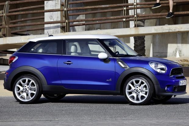 2013 Mini Paceman: First Drive Review featured image large thumb2