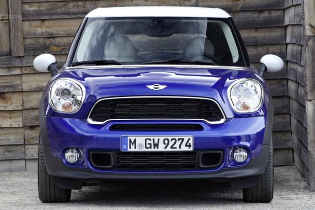 2013 Mini Paceman: First Drive Review featured image large thumb7