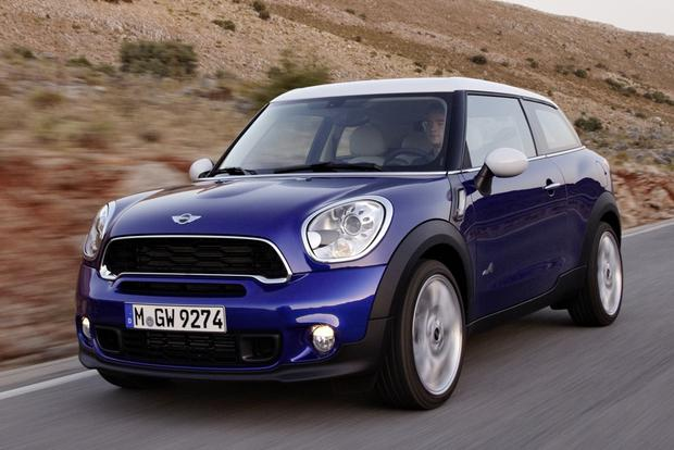2013 Mini Paceman: First Drive Review featured image large thumb8