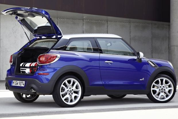 2013 Mini Paceman: First Drive Review featured image large thumb10