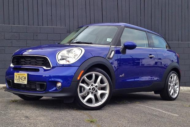 2013 Mini Paceman S All4: Real World Review featured image large thumb0