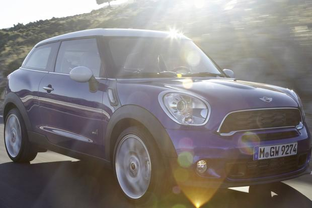 2013 MINI Paceman: First Drive Review