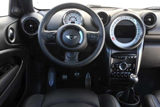 2014 Mini Cooper Paceman: New Car Review featured image large thumb3