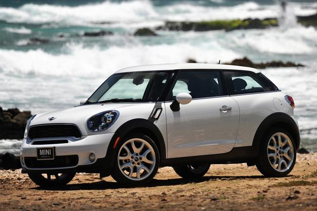 2014 Mini Cooper Paceman: New Car Review featured image large thumb1