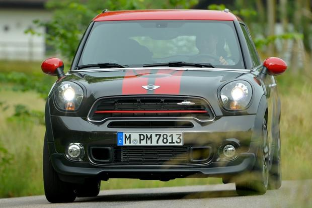 2015 mini paceman: new car review - autotrader