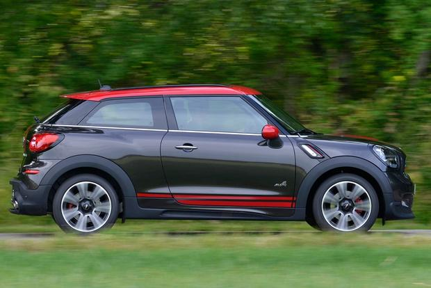 2017 Mini Paceman New Car Review Featured Image Large Thumb2