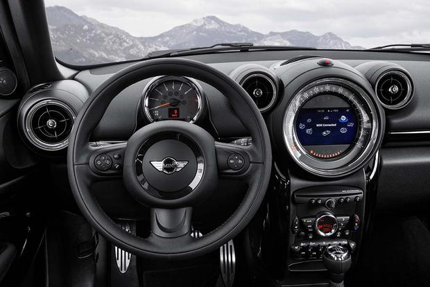 2016 mini paceman: new car review - autotrader