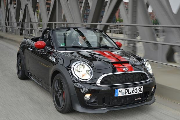 2014 Mini Cooper Roadster: New Car Review featured image large thumb1