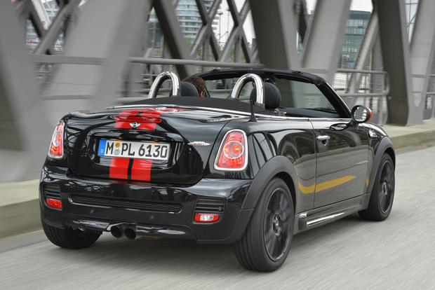 2014 Mini Cooper Roadster: New Car Review featured image large thumb3