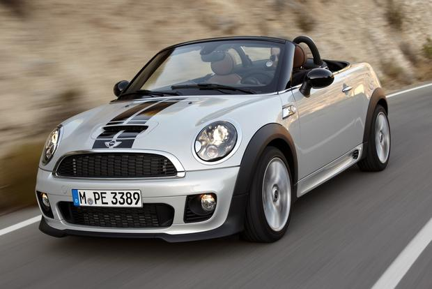 2013 Mini Roadster: New Car Review featured image large thumb0