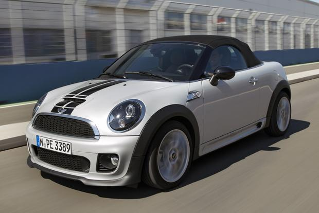 2013 Mini Roadster: New Car Review featured image large thumb1