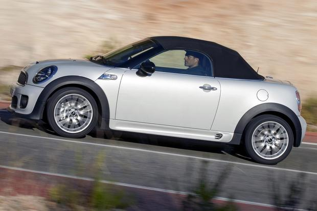 2013 Mini Roadster: New Car Review featured image large thumb3