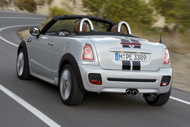 2013 Mini Roadster: New Car Review featured image large thumb4