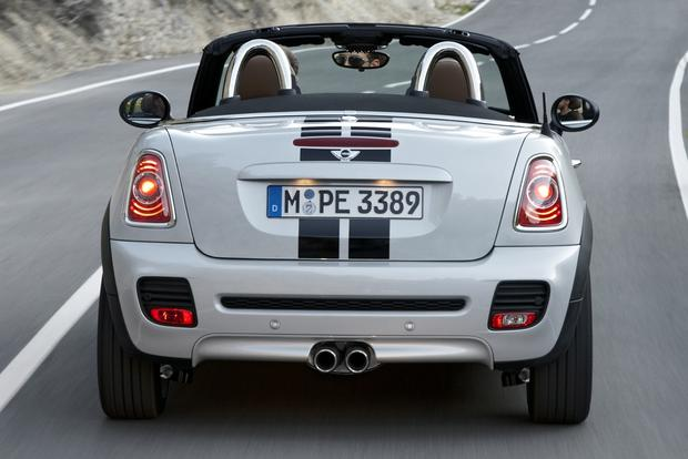 2013 Mini Roadster: New Car Review featured image large thumb5