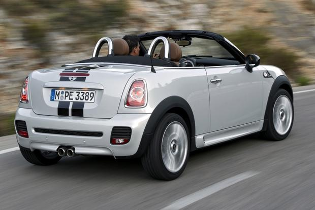 2013 Mini Roadster: New Car Review featured image large thumb7