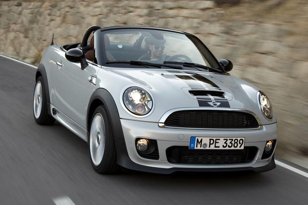2013 Mini Roadster: New Car Review featured image large thumb8