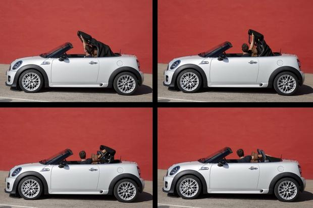 2013 Mini Roadster: New Car Review featured image large thumb10