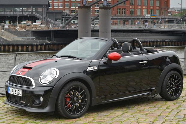 2017 Mini Cooper Roadster New Car Review Featured Image Large Thumb3
