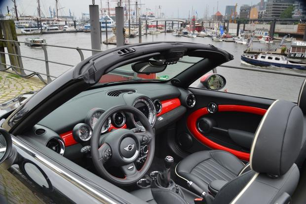 2017 Mini Cooper Roadster New Car Review Featured Image Large Thumb6