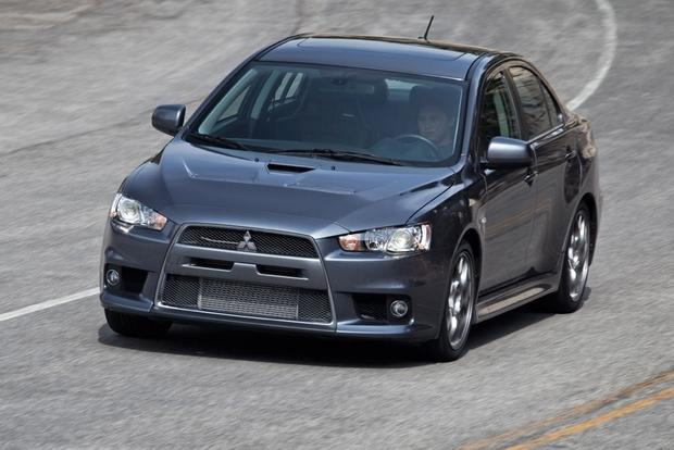 Charming 2013 Mitsubishi Lancer Evolution: New Car Review Featured Image Large Thumb1