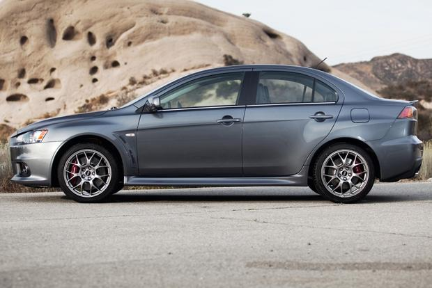 2013 Mitsubishi Lancer Evolution: New Car Review featured image large thumb2