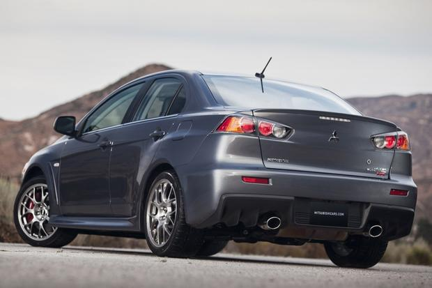 2013 Mitsubishi Lancer Evolution: New Car Review Featured Image Large Thumb3